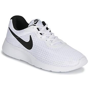 Topánky Muži Nízke tenisky Nike TANJUN Biela / Čierna