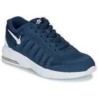 Topánky Deti Nízke tenisky Nike AIR MAX INVIGOR PRE-SCHOOL Modrá