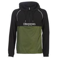 Oblečenie Muži Vetrovky a bundy Windstopper Kappa RISANO Čierna / Kaki