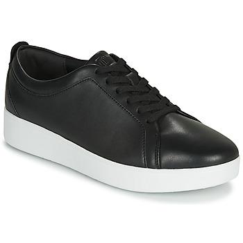 Topánky Ženy Nízke tenisky FitFlop RALLY Čierna