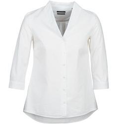 Oblečenie Ženy Košele a blúzky Marc O'Polo ALESSIA Biela