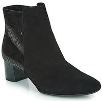 Topánky Ženy Čižmičky Peter Kaiser ODILIE Čierna