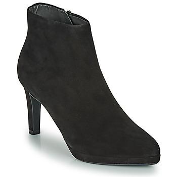 Topánky Ženy Čižmičky Peter Kaiser PRISSY Čierna