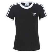 Oblečenie Ženy Tričká s krátkym rukávom adidas Originals ED7484 Čierna