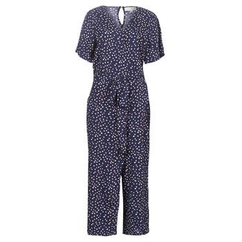 Oblečenie Ženy Módne overaly Cream GERMINA Námornícka modrá