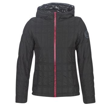 Oblečenie Ženy Vyteplené bundy Desigual EDIMBURGO Čierna