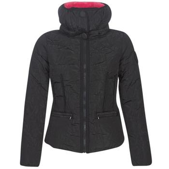 Oblečenie Ženy Vyteplené bundy Desigual BRISTOL Čierna