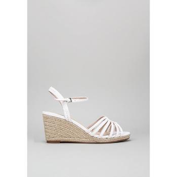 Topánky Ženy Sandále La Strada  Biela