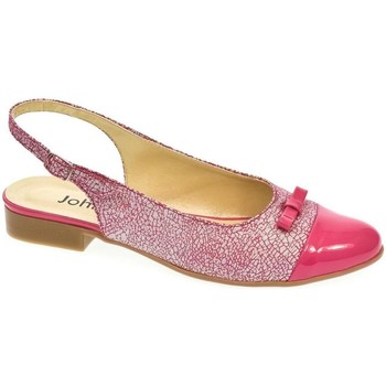 c6436d8024 Topánky Ženy Sandále John-C Dámske ružové sandále EVELINE cyklamenová