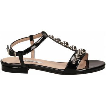 Topánky Ženy Sandále L'amour VERNICE nero