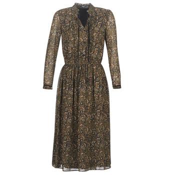 Oblečenie Ženy Krátke šaty Deeluxe SELENA Čierna
