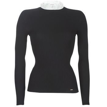 Oblečenie Ženy Svetre Morgan MLOU Čierna