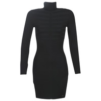 Oblečenie Ženy Krátke šaty Morgan RMENTO Čierna