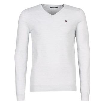 Oblečenie Muži Svetre Teddy Smith PIKO Biela