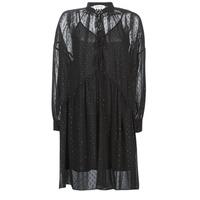 Oblečenie Ženy Krátke šaty Replay W9525-000-83494-098 Čierna