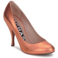 Topánky Ženy Lodičky Rochas RO18061-90 Metalická oranžová