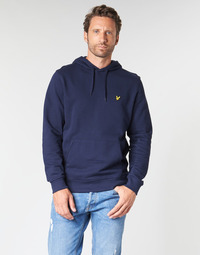 Oblečenie Muži Mikiny Lyle & Scott ML416VTR-Z101 Námornícka modrá