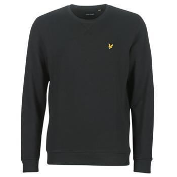 Oblečenie Muži Mikiny Lyle & Scott ML424VTR-574 Čierna