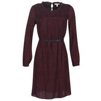 Oblečenie Ženy Krátke šaty Esprit 099EE1E015-622 Červená