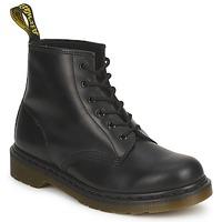 Topánky Polokozačky Dr Martens 101 Čierna