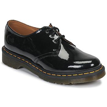 Topánky Ženy Derbie Dr Martens 1461 Čierna