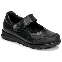 Topánky Dievčatá Balerínky a babies Pablosky 334310 Čierna