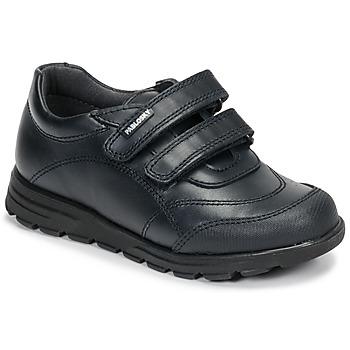Topánky Chlapci Nízke tenisky Pablosky 334720 Námornícka modrá