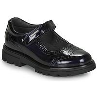 Topánky Dievčatá Balerínky a babies Pablosky 335829 Námornícka modrá