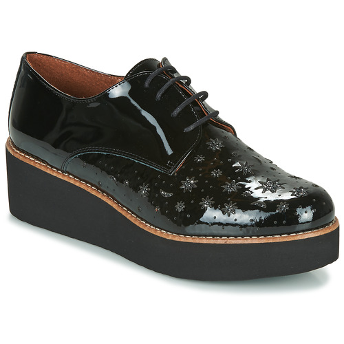 Topánky Ženy Derbie Fericelli LYDIE Čierna