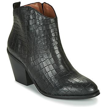 Topánky Ženy Čižmičky Fericelli LISA Čierna