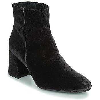 Topánky Ženy Čižmičky Fericelli LENITA Čierna