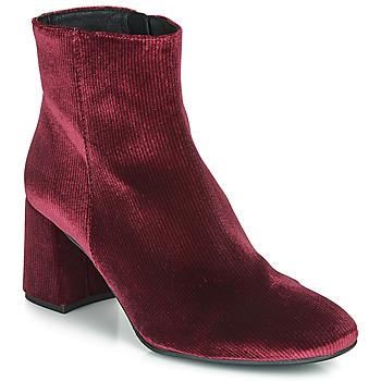 Topánky Ženy Čižmičky Fericelli LENITA Ružová