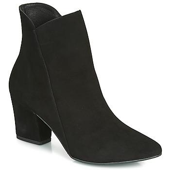 Topánky Ženy Čižmičky Fericelli JORDENONE Čierna