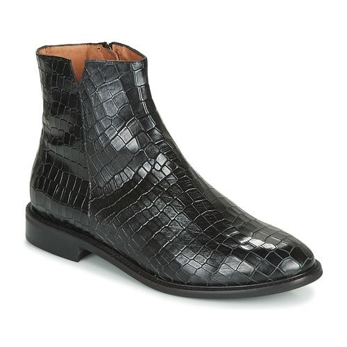Topánky Ženy Polokozačky Fericelli LANAELLE Čierna