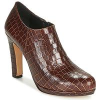 Topánky Ženy Nízke čižmy Fericelli OMBRETTA Hnedá