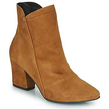 Topánky Ženy Čižmičky Fericelli JORDENONE Ťavia hnedá