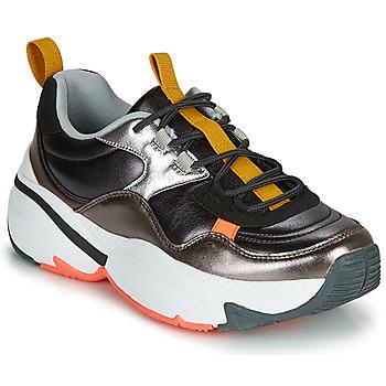 Topánky Ženy Nízke tenisky Victoria AIRE MULTI Čierna