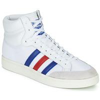 Topánky Členkové tenisky adidas Originals AMERICANA HI Biela / Modrá / Červená
