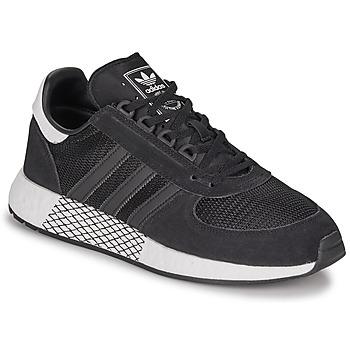 Topánky Muži Nízke tenisky adidas Originals MARATHON TECH Čierna