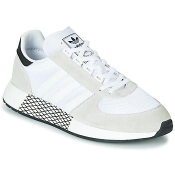 Topánky Nízke tenisky adidas Originals MARATHON TECH Biela