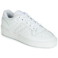 Topánky Nízke tenisky adidas Originals RIVALRY LOW Biela