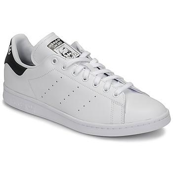 Topánky Nízke tenisky adidas Originals STAN SMITH Biela / Čierna