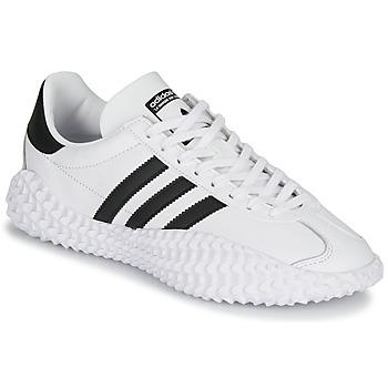 Topánky Muži Nízke tenisky adidas Originals COUNTRYXKAMANDA Biela / Čierna