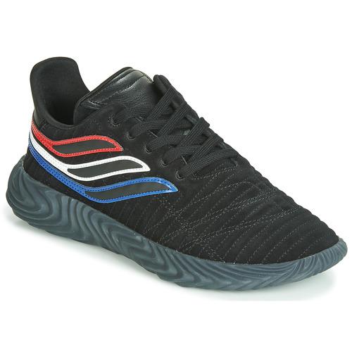 Topánky Muži Nízke tenisky adidas Originals SOBAKOV Čierna