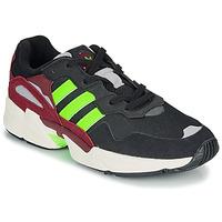 Topánky Muži Nízke tenisky adidas Originals YUNG-96 Čierna / Zelená
