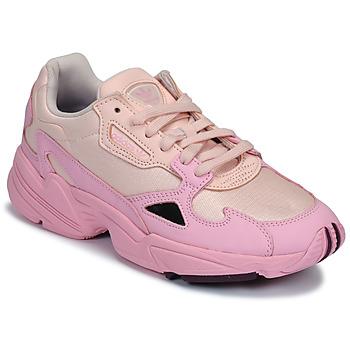 Topánky Ženy Nízke tenisky adidas Originals FALCON W Ružová