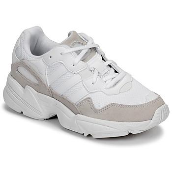 Topánky Deti Nízke tenisky adidas Originals YUNG-96 J Béžová