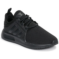 Topánky Chlapci Nízke tenisky adidas Originals X_PLR C Čierna