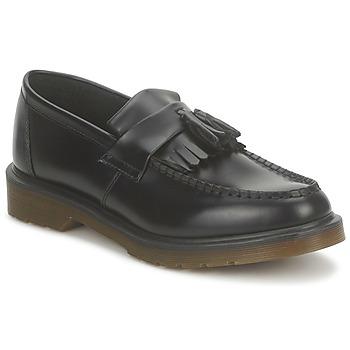 Topánky Mokasíny Dr Martens ADRIAN Čierna