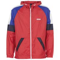 Oblečenie Muži Vetrovky a bundy Windstopper Levi's COLORBLOCK WINDRUNNER Červená / Modrá
